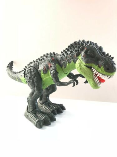 Dinosaure T Rex Batterie de grands peuplements 25 cm Tall Idéal Cadeau *