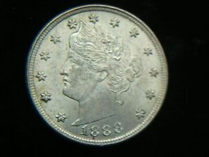 1888-UNITED-STATES-LIBERTY-HEAD-034-V-034-NICKEL-HIGH-END-COIN-ALL-NATURAL-SURFACE