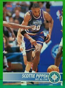 Scottie Pippen subset card 1994-95 Skybox NBA Hoops #233