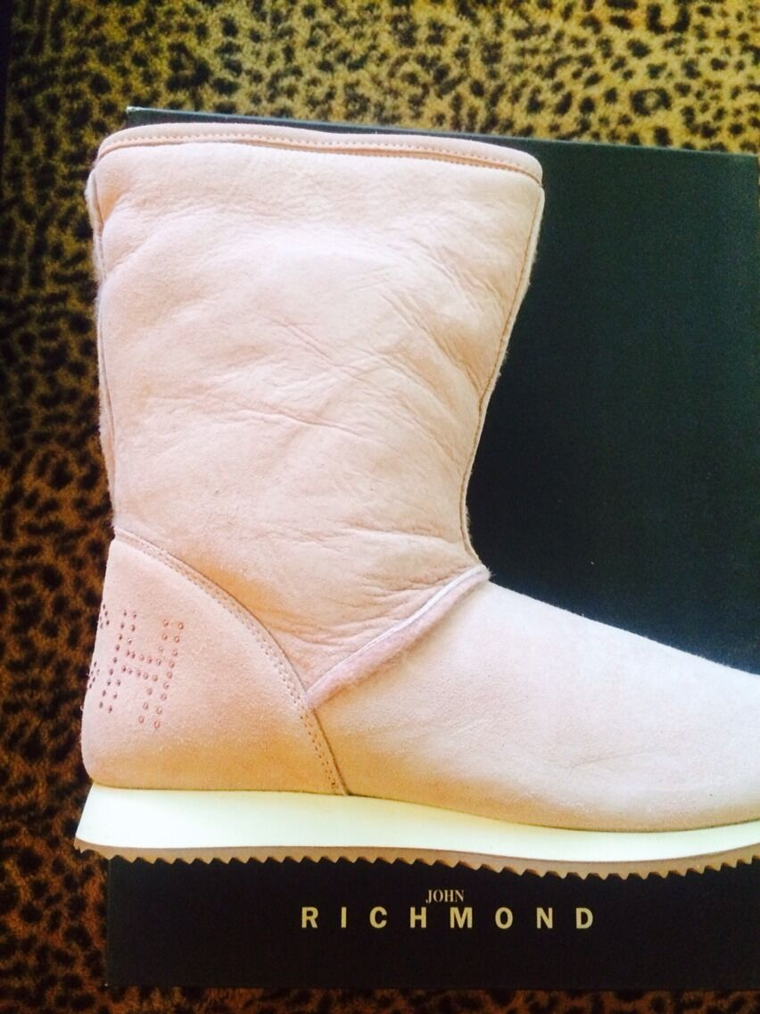 New New New John Richmond Boots 40  MADE IN ITALY f26357