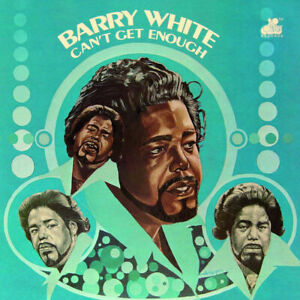 Barry-White-Cant-Get-Enough-Vinyl-New-amp-Sealed-180-Gram