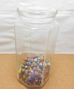 1X-Wedding-Event-Lolly-Candy-Buffet-Apothecary-Jar-22-5cm-High
