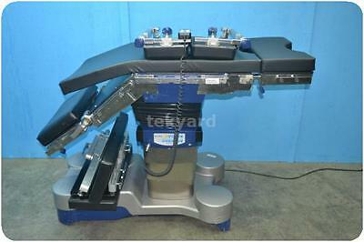 MAQUET ALPHAMAXX 1133.02F2 BARIATRIC O.R. OPERATING ROOM SURGICAL TABLE @ 122154