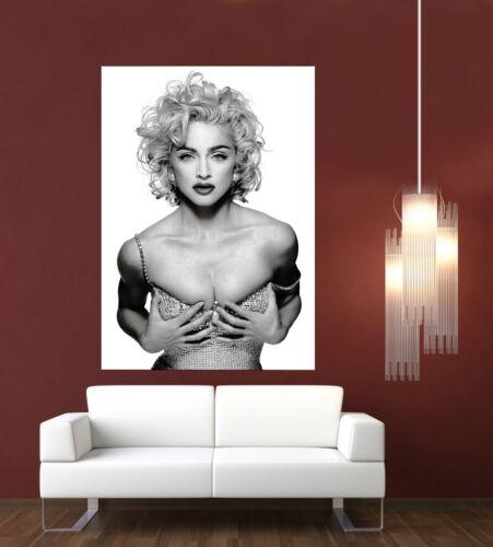 Madonna Queen Of Pop Giant 1 Piece  Wall Art Poster MU139