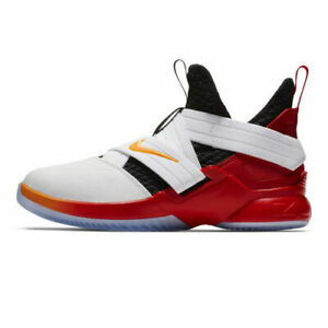 check out e273d 30b2b Details about NIKE LEBRON SOLDIER XII BASKETBALL SHOE GRADESCHOOL SIZE 4Y