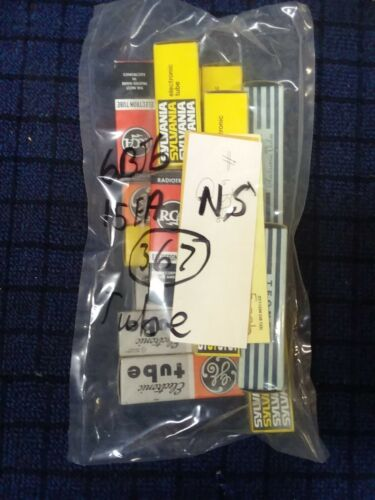 ASSORTED 6BJ6 TUBE *NEW* 1EA