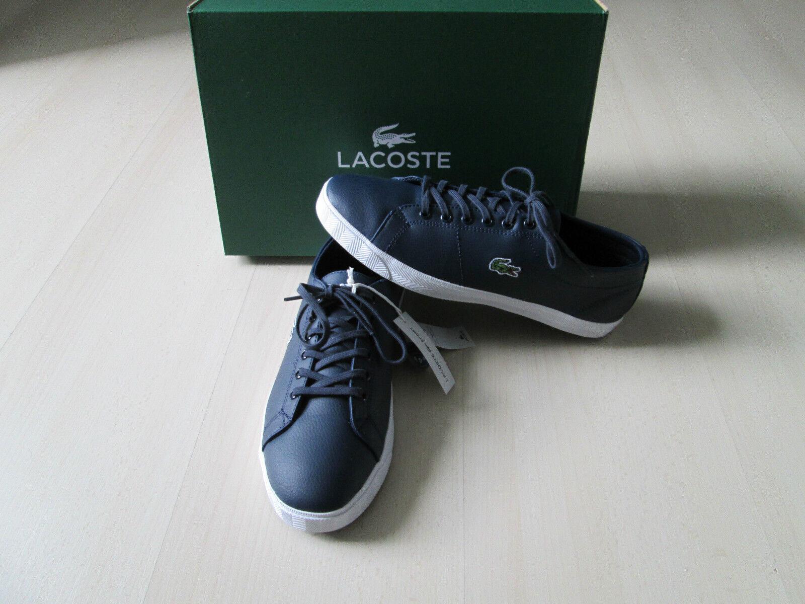dde564cb51 Lacoste Sport Marcel Sneaker Halbschuhe in Gr.39 Neu mit Karton LCR  dunkelblau nsgbfz2178-Neue Schuhe