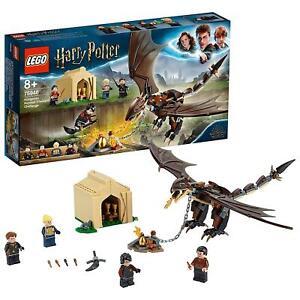 Lego-Harry-Potter-75946-La-Sfida-dell-039-Ungaro-Spinato-al-Torneo-Tremaghi
