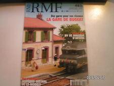 **d RMF n°483 La gare de Bugeat / Wagon céréalier en H0 de Parsifal
