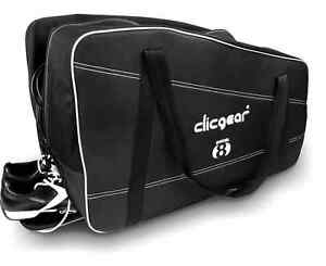 Clicgear 8 0 golf cart storage travel bag model 8 carry cover clic gear brand ebay for Travel gear brand