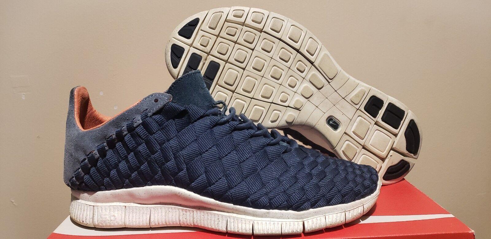 Nike Free Inneva Woven Size 10 Style 579916 444 HTM QS NSW