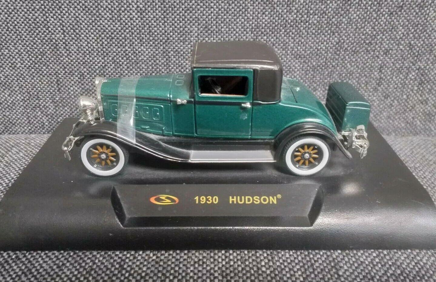 1930 HUDSON HUDSON HUDSON COUPÉ 1 32 2f3cca
