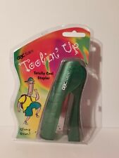 Gbc Bates Toolin Up Totally Cool Stapler Green New In Package