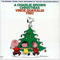 Vince Guaraldi Trio-a Charlie Brown Christmas-fantasy Sealed Black Vinyl Lp