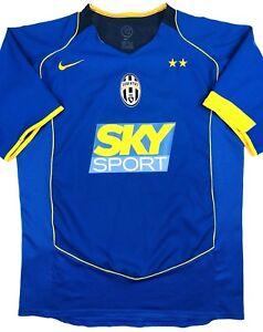 08e014e87e2 Nike JUVENTUS 2004 05 M Third Soccer Jersey Football Shirt Maglia ...