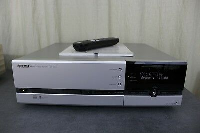 High End Audiophile Yamaha Musiccast Mcx-1000 Musik-server Mit 400gb Hdd Heim-audio & Hifi