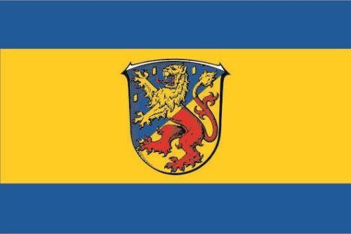 40 x 60 cm Bootsflagge Premiumqualität Fahne Flagge Hohenstein Untertaunus