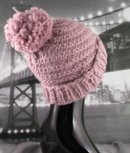 f230793a7e7 Image is loading PRINTED-INSTRUCTIONS-SUPERFAST-SWIRL-BOBBLE-BEANIE-HAT -CIRCULAR-