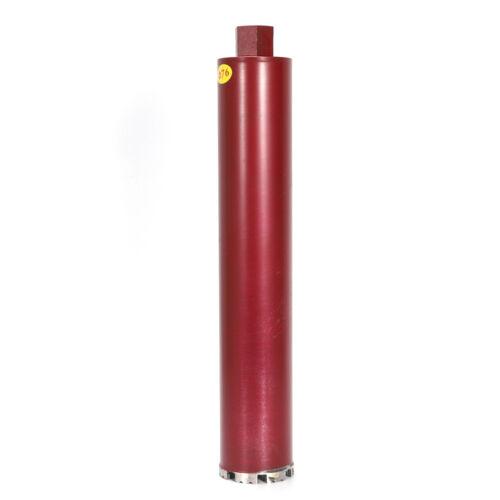 Dry Wet Diamond Drilling Accessories Core Drill Bits 112mm Drill Bits Tool DE