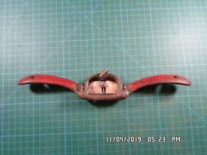 Vintage-Unbranded-10-034-Spoke-Shave-Plane-Has-Stanley-Tool-amp-Level-Co-1884-Blade