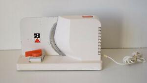 Trancheuse Électrique Vintage Rétro SEB 220 - Fonctionne