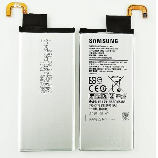 Batería para Samsung galaxy S6 Edge SM-G925 / EB-BG925ABE