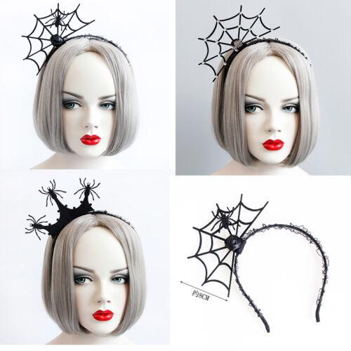 Women/'s Spider Queen Headband Masquerade Party Cosplay Prom Halloween Custom