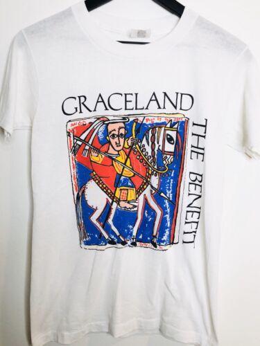 Paul Simon 1987 Graceland Benefit USA Concert Vint