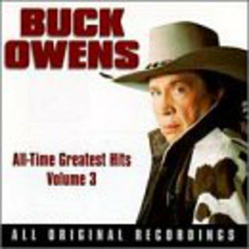 Buck Owens - Greatest Hits 3 [New CD] Manufactured On Demand