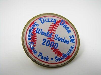 Dizzy Dean Welt Serie Snowden Grove Park Baseball Zu Den Ersten äHnlichen Produkten ZäHlen Weitere Ballsportarten Fanartikel Motiviert 2000 Sammlerstück Pin-flagge