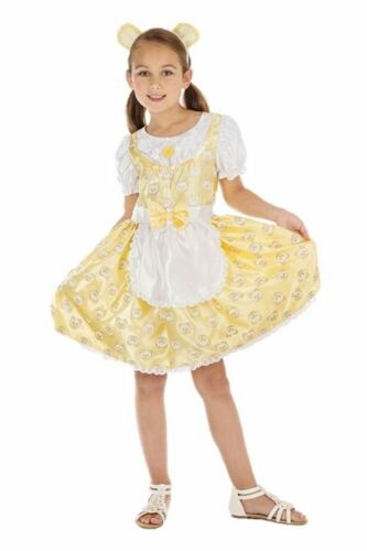 Goldilocks Child Girls Costume Fancy Dress Book Week
