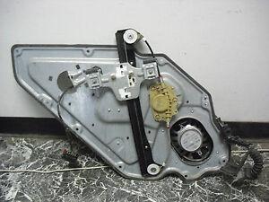 06\u0027 12\u0027 ford fusion rt rear window regulator w motor, wiring