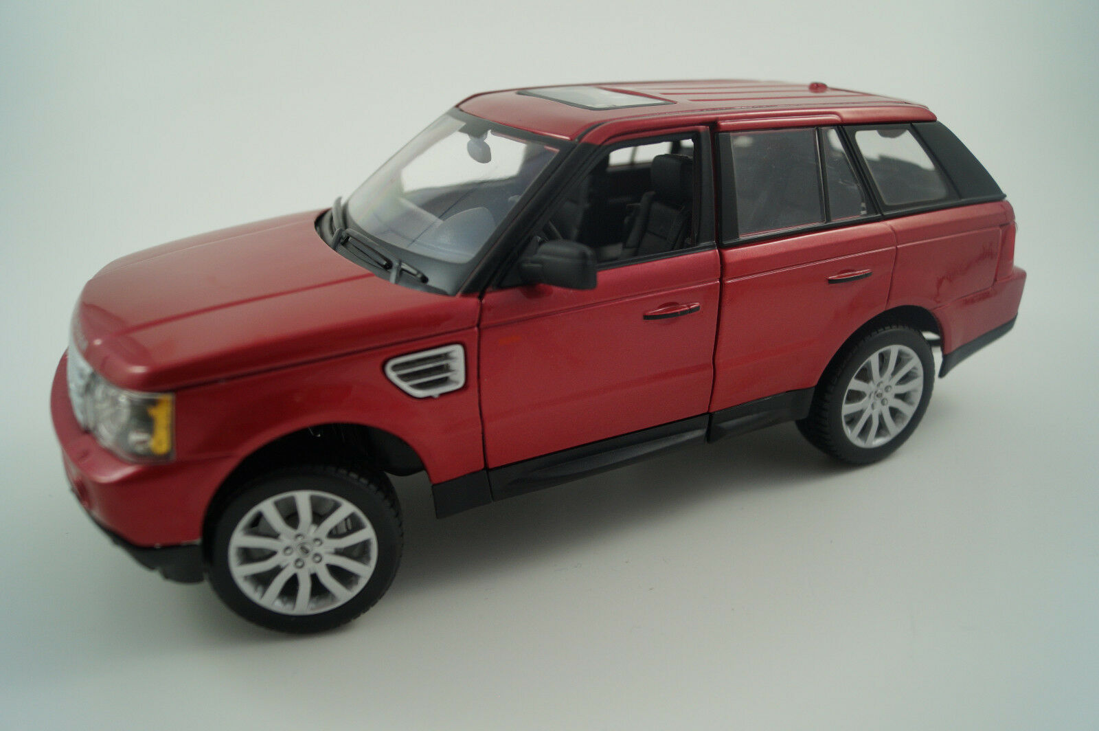 Maisto Modello di di di auto 1:18 Range Rover Sport aeff2e