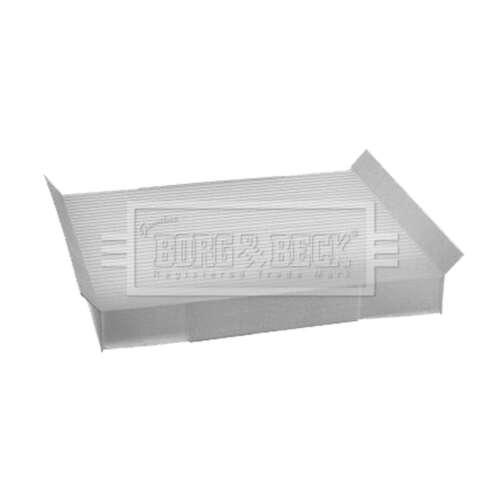 Genuine Borg /& Beck Cabin Pollen Interior Air Filter BFC1043
