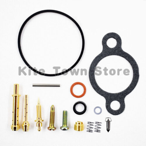 550 Engine KCR550 New Carb Carburetor Rebuild Kit Repair for Kawasaki Mule 520
