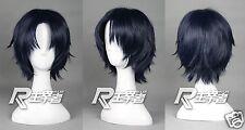Seraph of the end Owari no Seraph Ichinose Guren Cosplay Wig + Free Cap +Track
