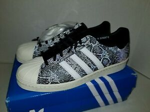 Details about Adidas SUPERSTAR 80s GID-B G-SNK V Atmos Black US Sz. 9.5 New with box