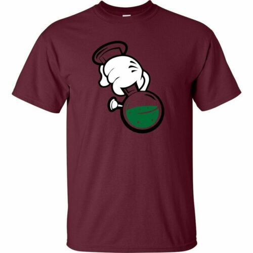 Bong Hands Logo Cannabis T-Shirt Stoner Hippie Marijuana Weed 420 Funny Tee New