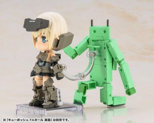 Jyuden Kun Extra Set Gourai Ver Cu-poche Action Figure *NEW* Frame Arms Girl