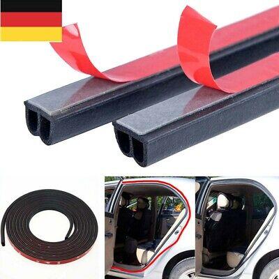 Autotürdichtung D Typ Gummidichtung Selbstklebend Dichtband Für Kfz Tür Fenster