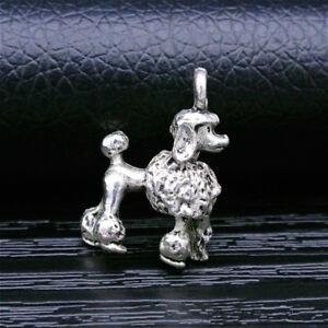 6pcs Charms Skeleton Hand Fingers Tibetan Silver Beads Pendant DIY 23*43mm