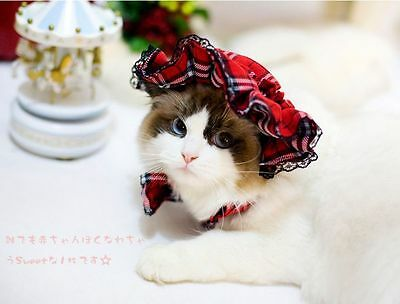Pet Dog Cat Hat High Quality Cute Funny Mait Hat Costume Free Shipment