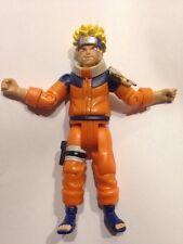 "2002 Naruto Masashi Kishimoto 4 3/4"" Action Figure Anime"