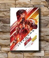 Hot Ant Man And The Wasp Movie Marvel Comics New Art Poster 12x18 24x36 T-1370