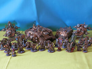 warhammer-40k-space-marines-dark-angels-army-many-units-to-choose-from