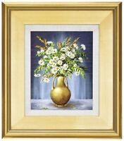 Special Plein Air Frame 3.75 Wide Gold Leaf For Photo Picture Art Painting