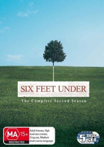 1 of 1 - Six Feet Under : Season 2 - (4-Disc Set) - NEW DVD - Region 4