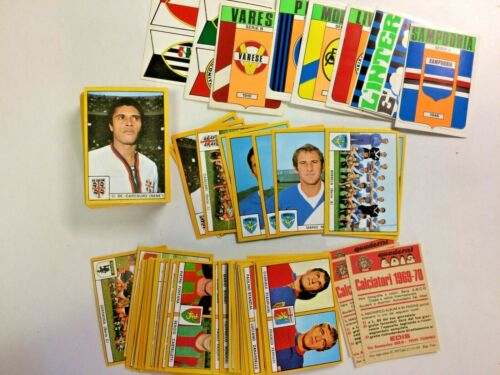 MILAN SQUADRA CALCIATORI 1969-70 EDIS 1970 Figurina-Sticker New