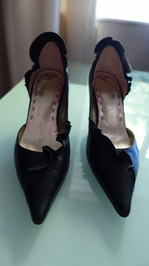 Emanuel Ungaro shoes Sz. 8.0