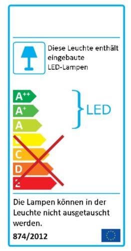 BRILLANT LED Strip Leiste Streifen SMD Fernbedienung Warmweiss 1//3 Meter